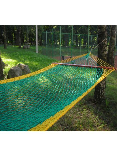 Гамак Золотисто-зеленый (120х200 см)