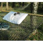 Гамак Оливковый Двухместный (145х200 см)