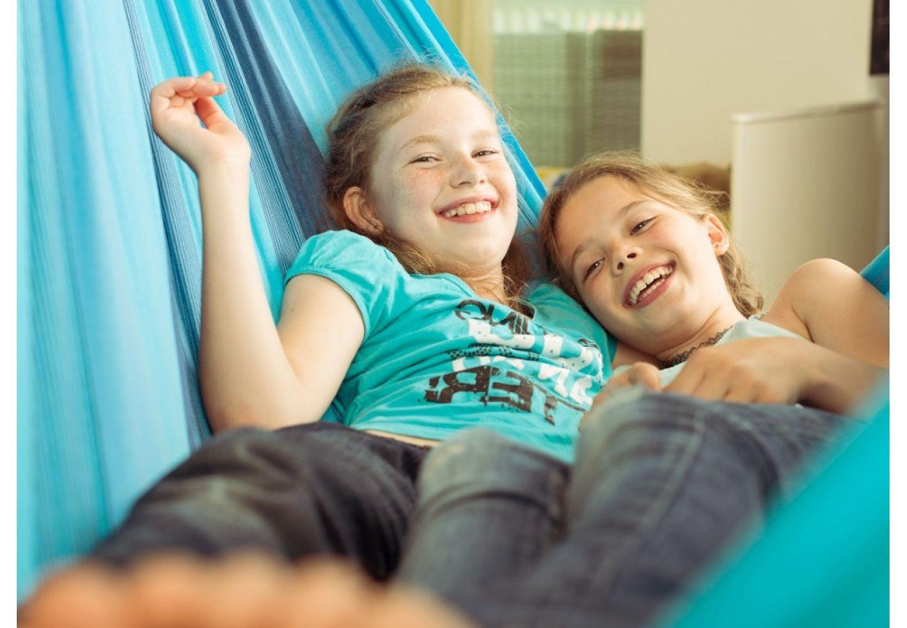 Лечебный гамак для детей с СДВГ
