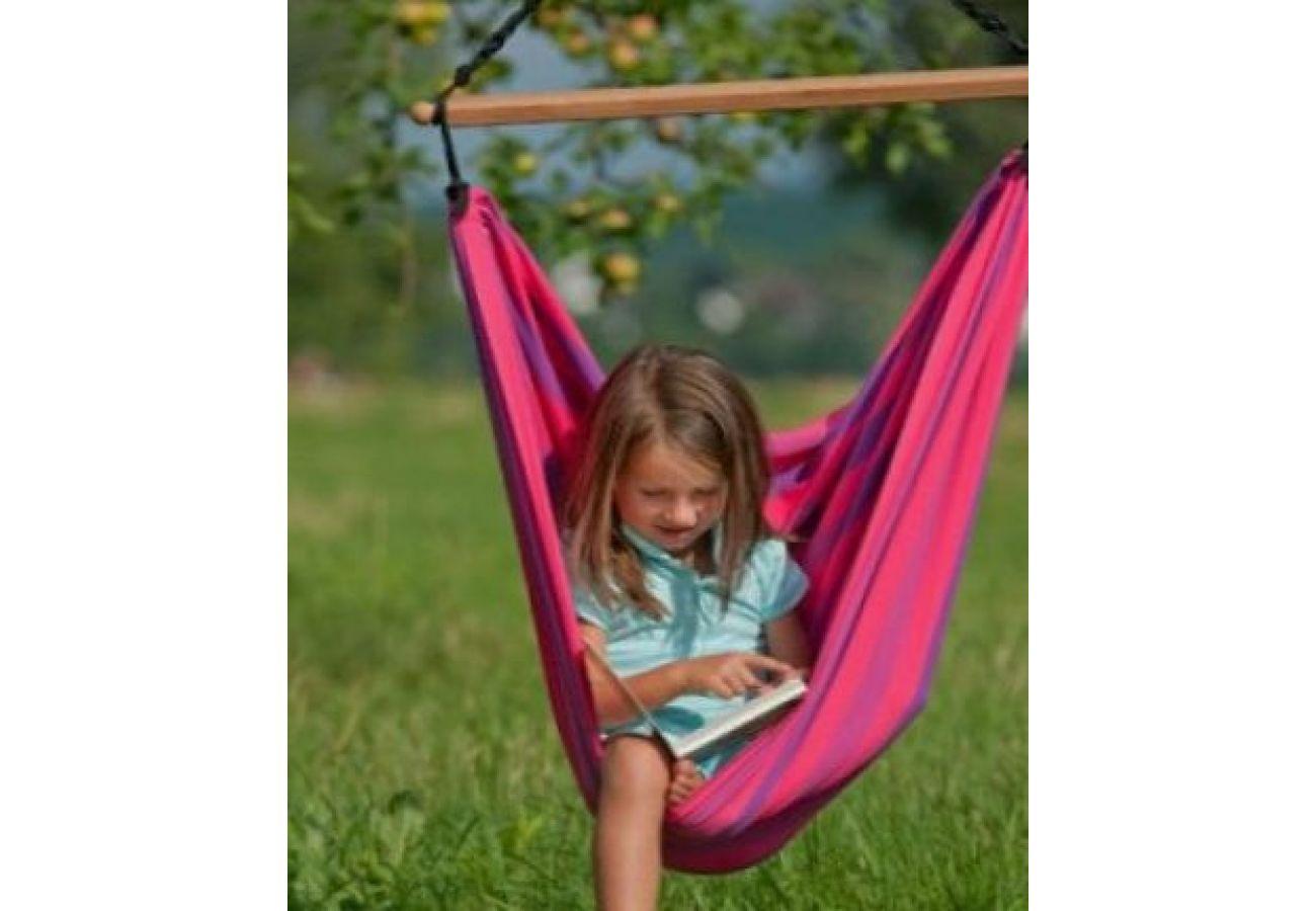 Сидячий гамак: залог комфорта