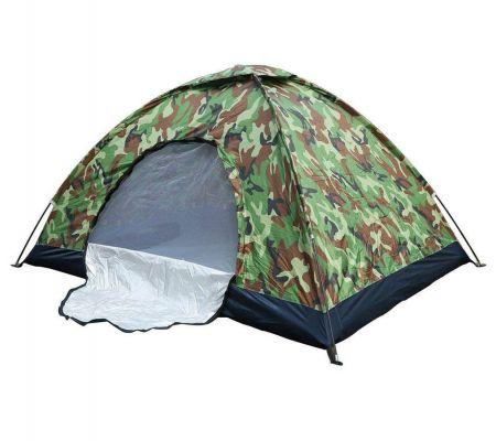 Палатка для двоих троих
