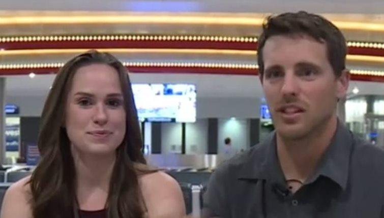 Будущие муж и жена увлекаются экстремальными видами спорта